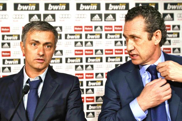 Valdano Letting Personal Fallout Cloud Judgement of Mourinho's Time at Madrid