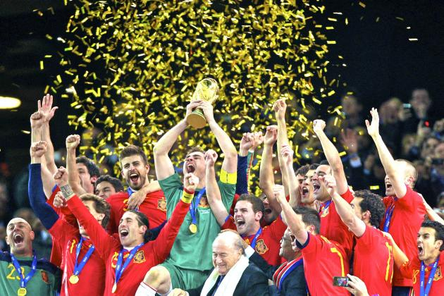 What Do Spain Need to Change to Have a Successful World Cup?