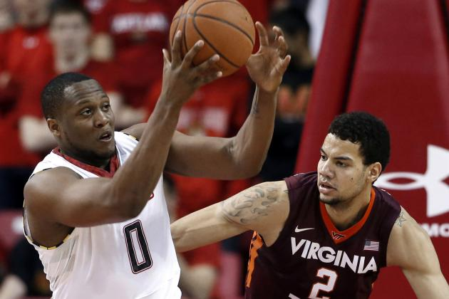 2nd-Half Push Helps Maryland to Win over Virginia Tech