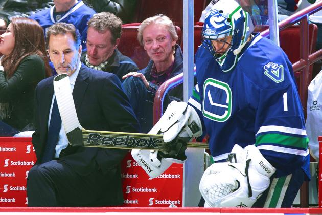 Roberto Luongo Trade: Canucks Begin Rebuild with John Tortorella Leading Way