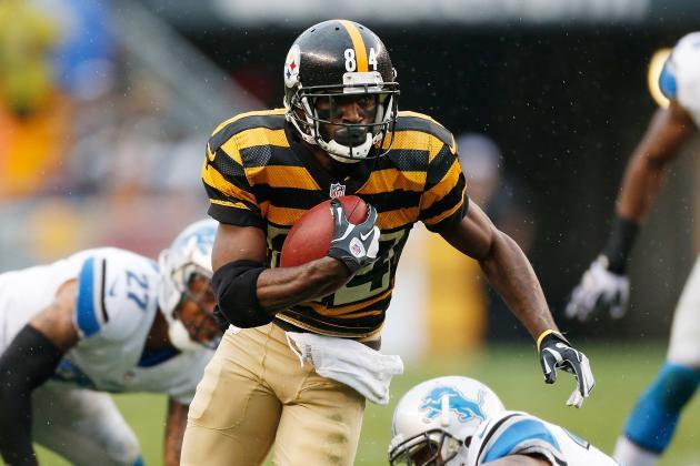 Pittsburgh Steelers: Why Antonio Brown Deserves Elite WR Label