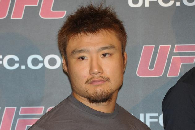 Takanori Gomi Set to Face Isaac Vallie-Flagg in His Return at UFC 172
