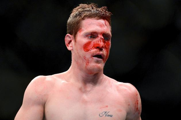 Mac Danzig, Former 'The Ultimate Fighter' Winner, Announces Retirement from MMA