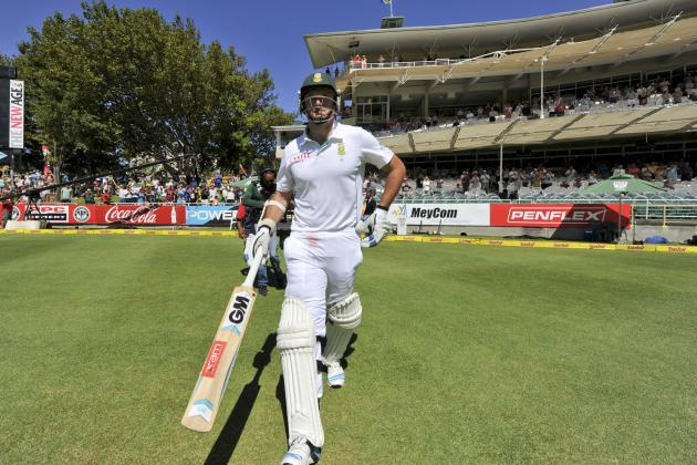 SA Captain Graeme Smith's Last Test Innings Ends in Disappointment