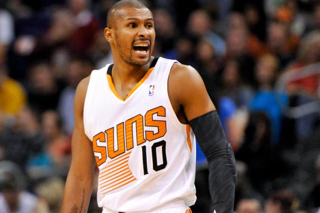 Leandro Barbosa Injury: Updates on Suns Guard's Hand and Recovery