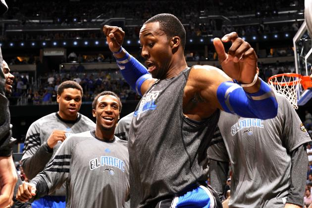 Orlando Magic Plan to Honor Dwight Howard with Video Tribute vs. Rockets
