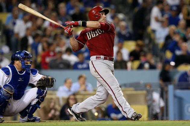Why Miguel Montero Is Arizona Diamondbacks' Biggest X-Factor