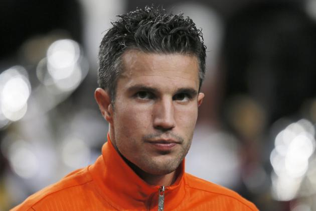 Robin van Persie Injury: Updates on Manchester United Star's Illness and Return