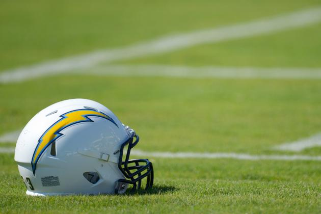 Breaking Down Chargers' Salary-Cap Situation Heading into Free Agency
