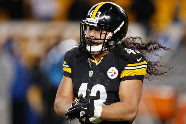 Troy Polamalu Contract Rumors: Latest Details and Buzz Surrounding Steelers Star