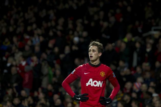Adnan Januzaj Reveals Cristiano Ronaldo, David Beckham and Ronaldinho Influence