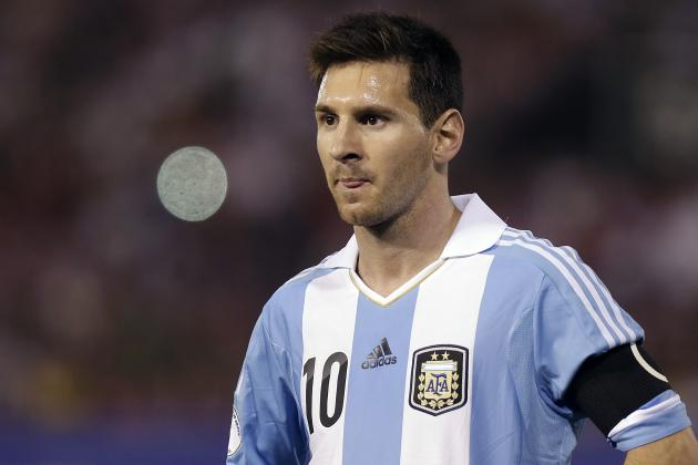 Lionel Messi's Argentina to Lose to Brazil at World Cup, Predicts FM 2014