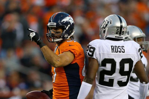 Denver Could Be Hoping Decker Gets Big Offer Elsewhere