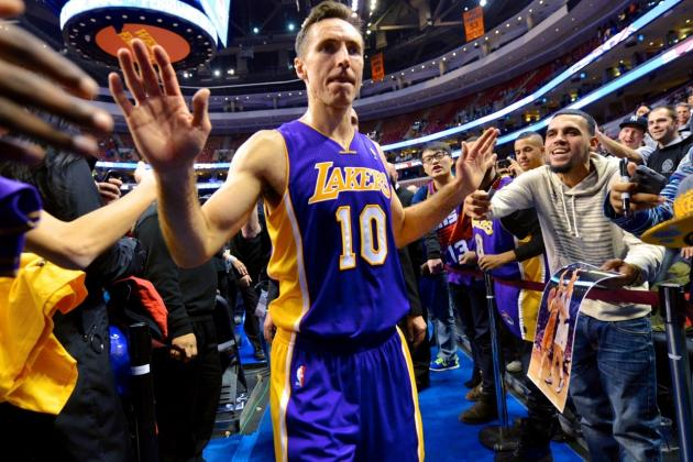 Why Steve Nash Is Expected to Get One Last Chance to Salvage LA Lakers Career
