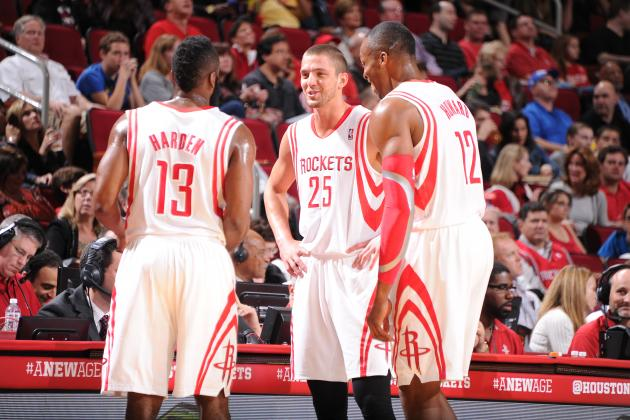Houston Rockets Set Standard for What Successful Rebuild Looks Like