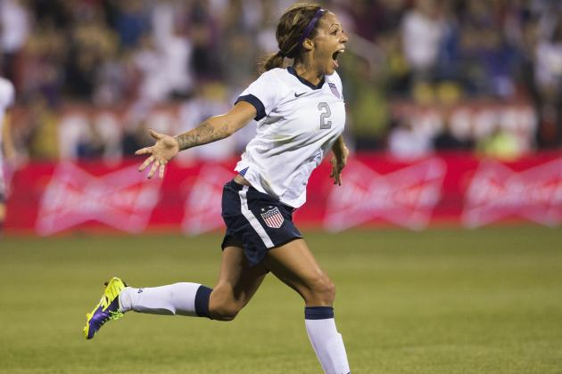 USA vs. Japan Women's Soccer: Score, Grades and Reaction for 2014 Algarve Cup