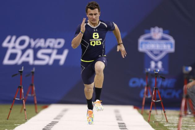 Texas A&M Pro Day 2014: Recap and Review for Johnny Manziel and Top Aggies