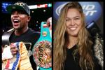 Ronda Rousey Says She Could Beat Floyd