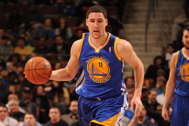 Consistent Klay Thompson Is Key to Golden State Warriors Reaching Ceiling