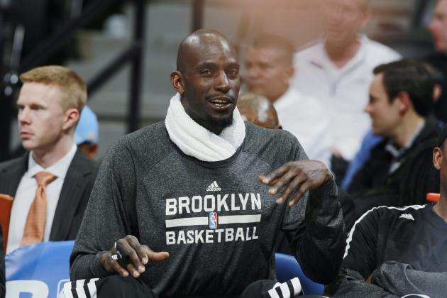 Kevin Garnett Injury: Updates on Nets Star's Back and Recovery