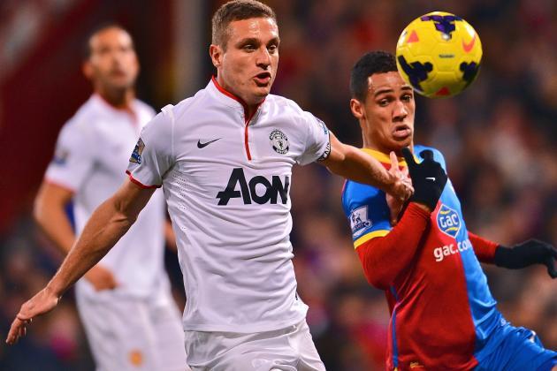Nemanja Vidic to Inter Milan: Nerazzurri Sign Manchester United Defender
