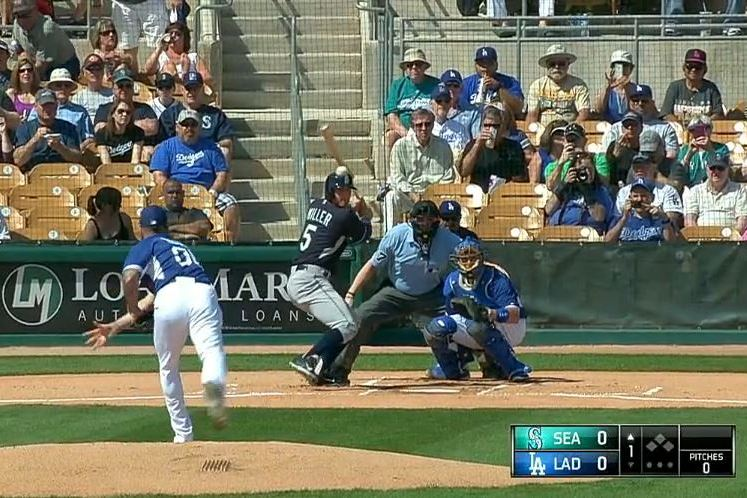 Dodgers' Brian Wilson Breaks Out Knuckleball to Open Spring Training Game