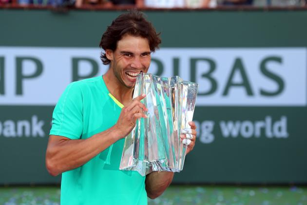 Indian Wells 2014 Prize Money: Complete Purse and Earnings for BNP Paribas Open