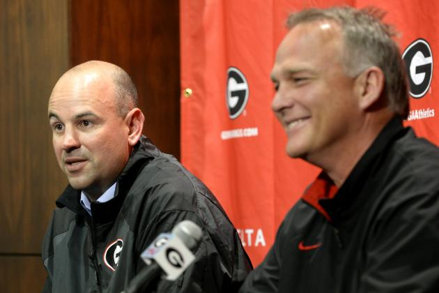 Richt on Pruitt's Impact on Recruiting: 'We Absolutely Strengthened Ourselves'