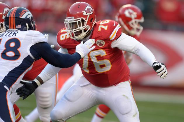 Chiefs Decline to Use Franchise or Transition Tag on Branden Albert
