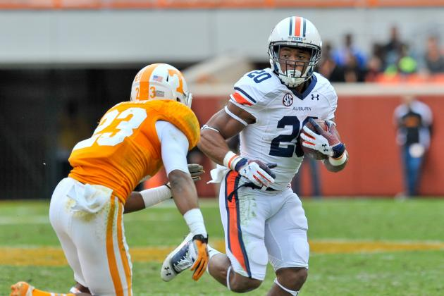 Tennessee Vols' Secondary Looks to Build off 2013 Improvement