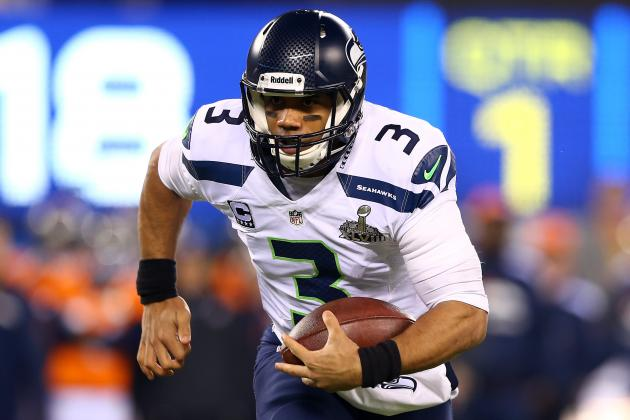 Seahawks, Wilson Leaders in Merchandise and Jersey Sales