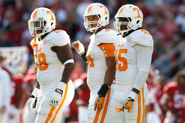 UT Vols Have Much to Replace in Defensive Front Seven