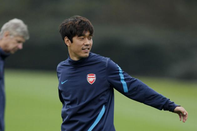 GIF: Arsenal's Forgotten Man Park Chu-Young Scores for South Korea