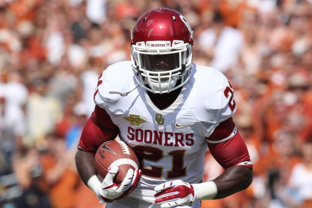 Oklahoma Sooners Start Spring Searching for a Go-to Running Back