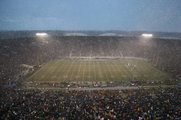 Notre Dame Football: Did Irish Over-Schedule for 2014 Season?