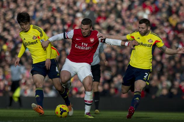 Arsenal Transfer News: Gunners Must Hang on to Lukas Podolski