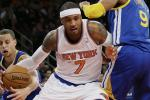 Report: Melo's Camp Doesn't Want to Wait for Rebuild