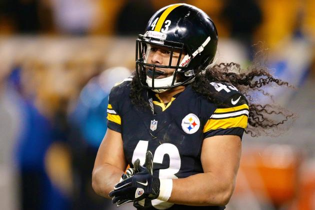 Troy Polamalu and Heath Miller Agree to Contract Extensions with Steelers