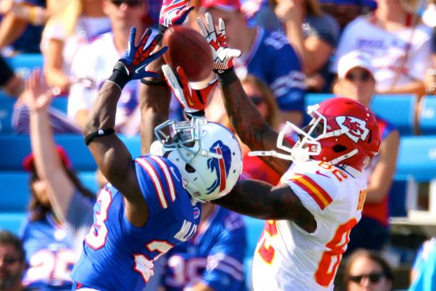 Aaron Williams Agrees to 4-Year, $26 Million Contract with Buffalo Bills