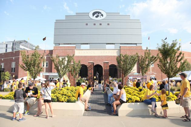 Iowa Seeks to Name New Football Complex After Longtime Donors