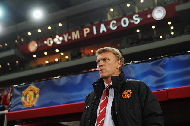 Manchester United Transfer News: David Moyes Right to Want to Rebuild Squad