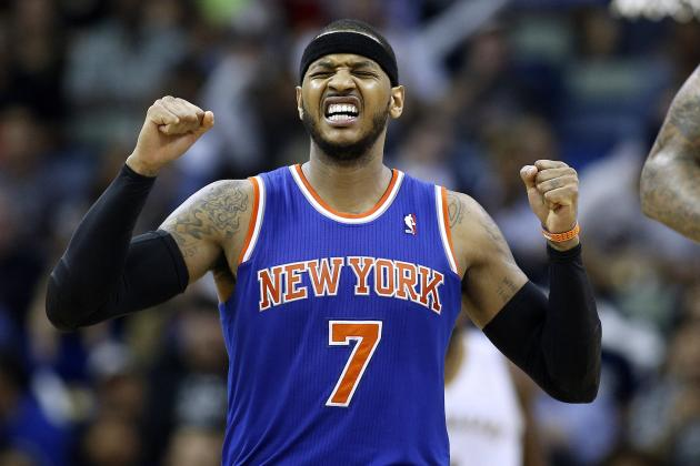 Can New York Knicks Afford to Let Carmelo Anthony Walk for Nothing?