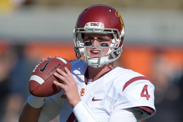 USC Football: How Well Does Max Browne Fit in Steve Sarkisian's Offense?