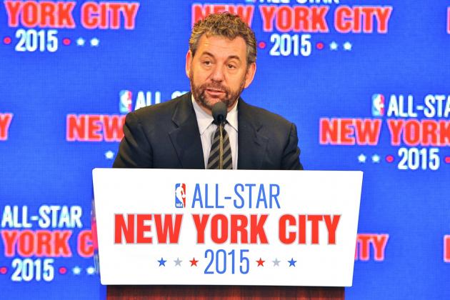 New York Knicks Fans to Hold Protest Against James Dolan on March 19