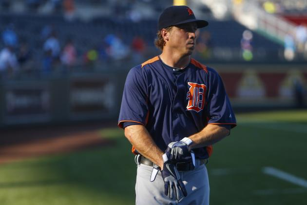 What Options Do the Tigers Have to Replace Andy Dirks?