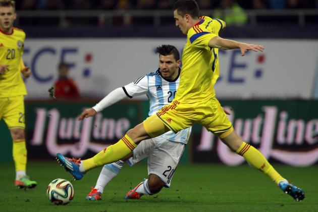 Romania vs. Argentina: Score, Grades and Post-Match Reaction