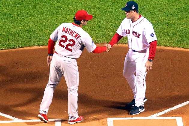 Could We Be Headed for Red Sox-Cardinals World Series Rematch in 2014?