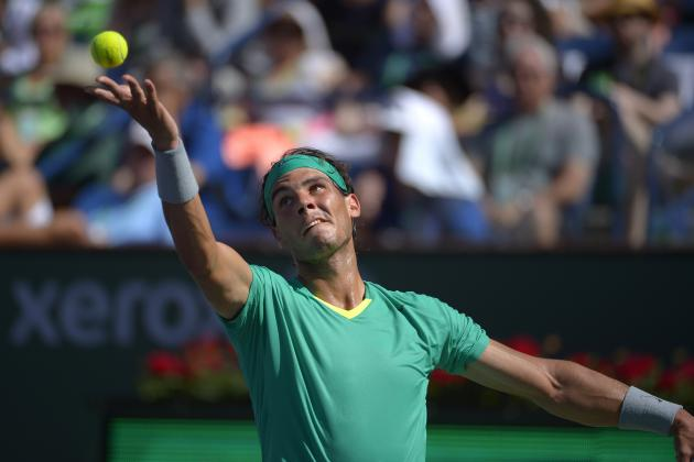 Breaking Down the Favorites to Win the 2014 BNP Paribas Open at Indian Wells