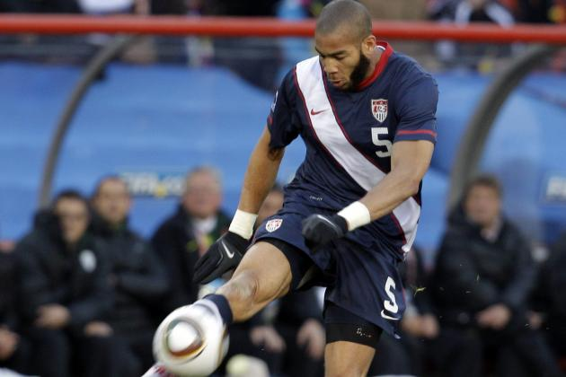 Oguchi Onyewu Looking to Prove His Worth and Secure Team USA Spot in Brazil