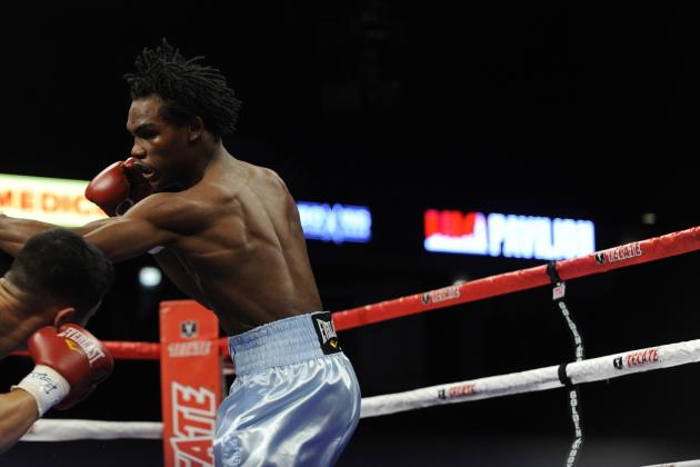 Carlos Molina vs. Jermall Charlo: Fight Time, Date, TV Info and Preview